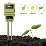 Jellas Soil pH Meter