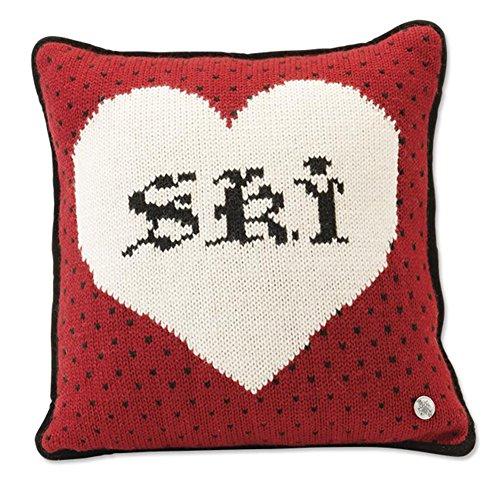 Orvis Ski Knit Wool Pillow