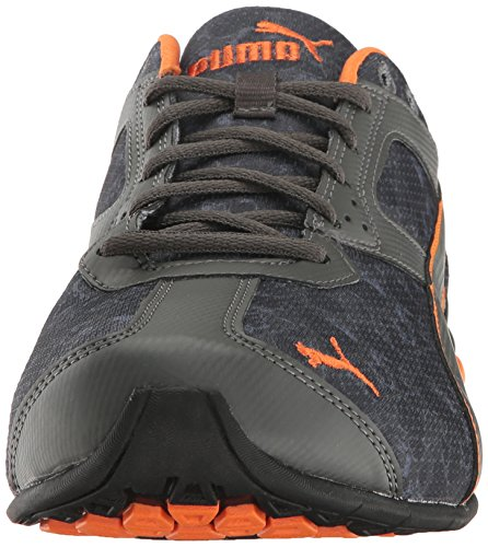 PUMA Herren Tazon 6 Liquid Cross-Trainer Schuh Ruhiger Schatten-dunkler Schatten-lebhafte Orange
