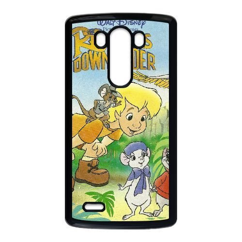 LG G3 phone case Black Rescuers Down Under NHY4402327
