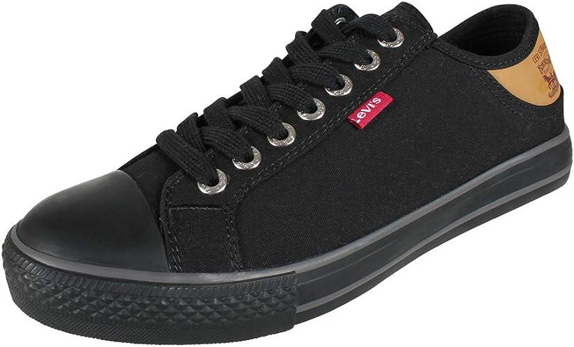 Levis 223001 Canvas Shoes - Black Black