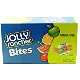 JOLLY RANCHER SOUR CHEW BITES 2 oz Each ( 24 in a Pack )