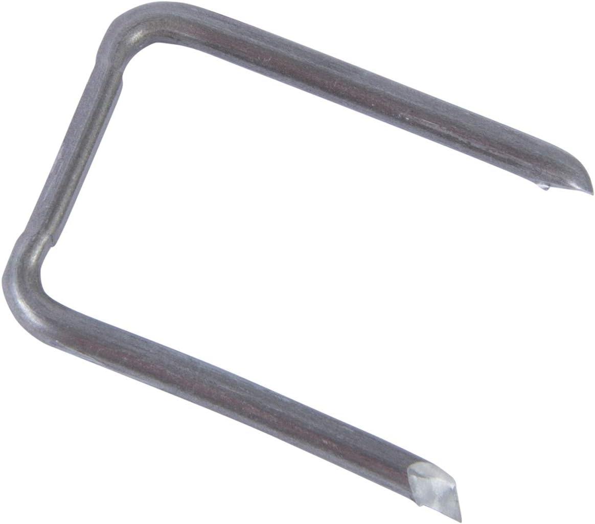 100 Pack Metal Cable Staple Gardner Bender MS-150 0.5 in