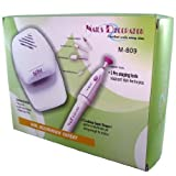 Cordless Nail Shaper with Dryer by CET Domain