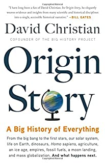 Book Cover: Origin story : a big history of everything