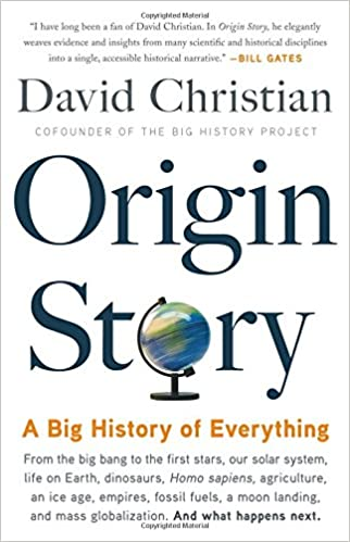 Image result for origin story david christian