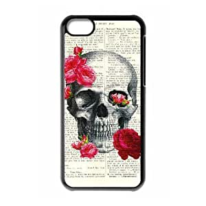 linJUN FENGVintage Flower Watercolor Brand New Cover Case for ipod touch 5,diy case cover ygtg586754