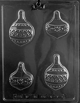 Ornament Oreo de una fiesta de Navidad galletas Chocolate jabón molde buques mismo día M311: Amazon.es: Hogar