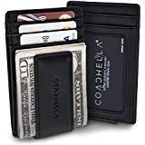 COACHELLA Mens Money Clip and Credit Card...