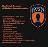 The Track Record : A Bigfoot Encyclopedia, , 0615321593