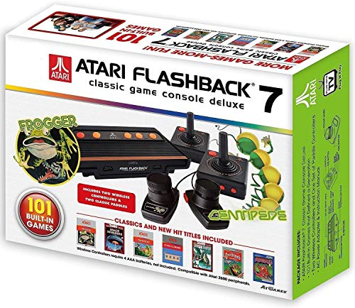 Atari Flashback 7 Deluxe Special Edition 101 Games (Atari Flashback 7 Deluxe Special Edition 101 Games)