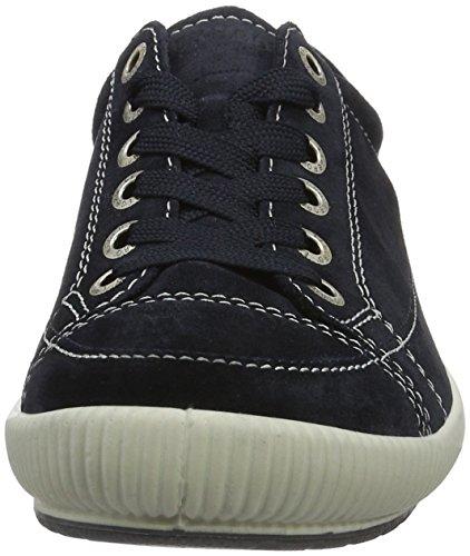 Legero Damen Tanaro Sneaker, Blau (pacific 80)
