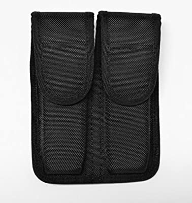 Tactical Double Magazine Pouch for Glock 17 19 26 and 34