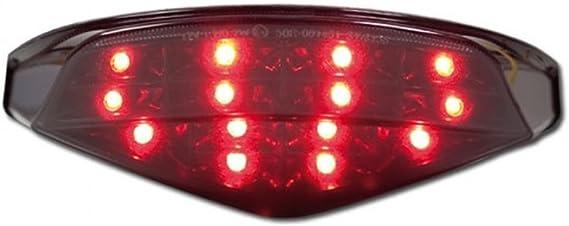 Led Rücklicht Ducati Monster 696 796 13 Reflektor Schwarz Getönt E Geprüft Auto