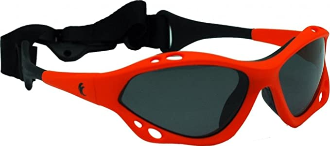 Maelstorm Marlin Oc Orange Watersport Sunglasses for Kitesurfing Kiteboarding Surfing Jet Skiing Boating Paddling Fishing Canoeing Kayaking ...