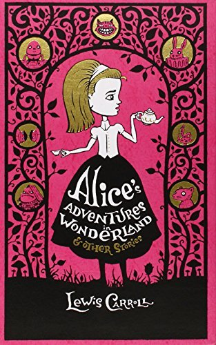 alices-adventures-in-wonderland-other-stories-leatherbound-classics-by-lewis-carroll-2010-01-12
