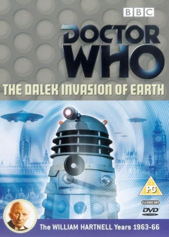 Doctor Who: Dalek Invasion of Earth [Region 2] (Doctor Who Region 2 Dvd)