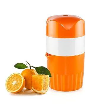 Profesional Manual exprimidor prensa mano naranja cítricos) Set: Amazon.es: Hogar