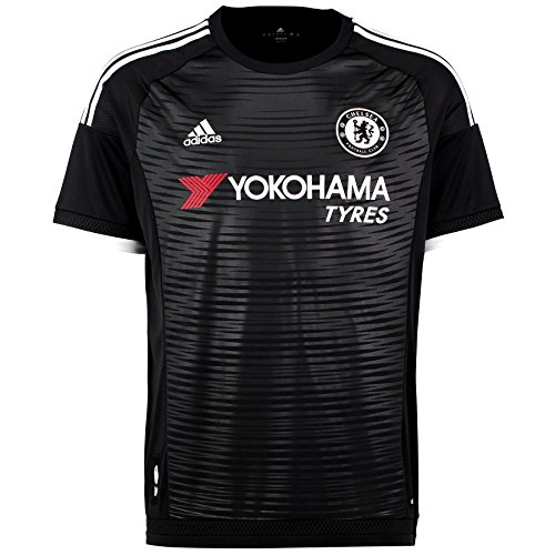 adidas Men's Soccer Chelsea FC Player Third Jersey (Small)