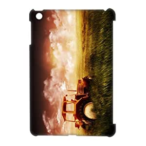 YCHZH Phone case Of Golden Retro Cover Case For iPad Mini