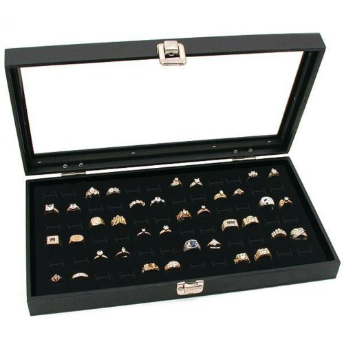 Glass Black Jewelry Display Trays product image