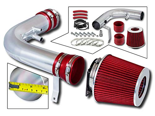 New Parts - RAM AIR INTAKE KIT + DRY FILTER FOR 97-03 FORD F150 Expedition 4.6L 5.4L V8