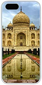 Taj Mahal Retro For Ipod Touch 4 Phone Case Cover Hard Shell White Cover Cases by iCustomonline