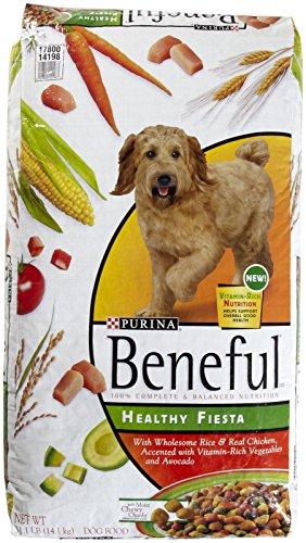 PURINA 178236 Beneful Healthy Fiesta Dogs Food, 31.1 (Fiesta Tomatoes)