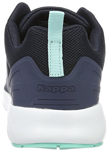 Mujer Zapatillas Azul White Kappa para Classy Navy xtqawwST5