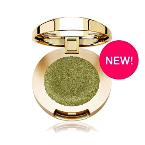 MILANI Bella Eyes A Gel Powder Eyeshadow - Bella Khaki 0.07 Ounce Dimensional Shadow