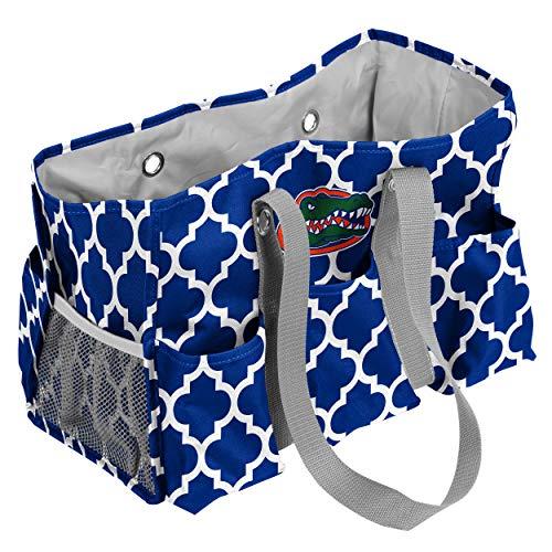 - Logo Brands Florida Gators Patterned Multi-Pocketed Junior Caddy