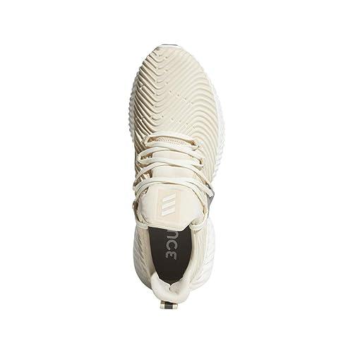 online store 7b82a 69e07 Amazon.com  adidas Alphabounce Instinct Shoe - Mens Running White  Road  Running