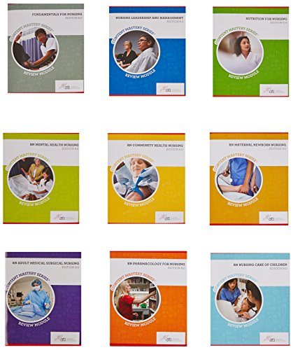 Ati Nursing Education Complete Set  Ati Nursing Education  Content Mastery Series  Complete Set
