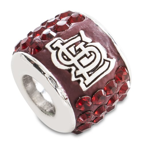 MLB St. Louis Cardinals Premier Bead