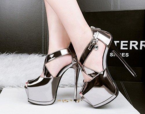 Aiko Shoes Mujer Zapatos de Plataforma