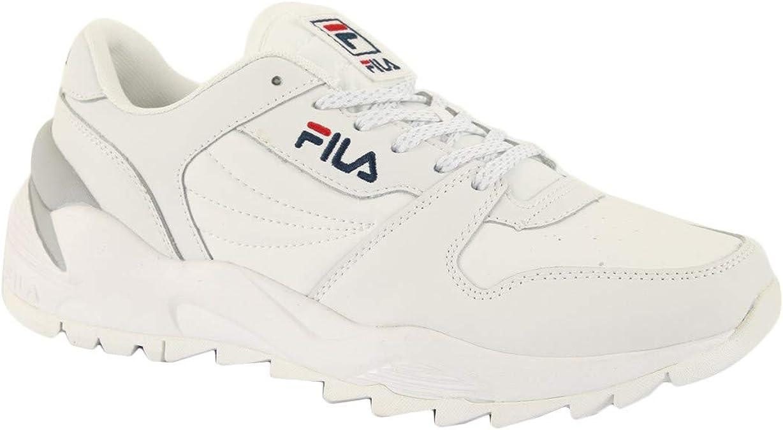 Zapatillas Deportivas para Hombre FILA Orbit CMR Jogger Low en Piel Blanca 1010586-1FG: Amazon.es: Zapatos y complementos