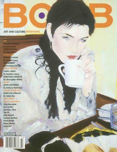 BOMB Issue 89, Spring 2004 (BOMB Magazine)