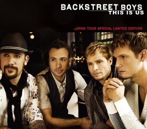 Resultado de imagen para The Backstreet  Backstreet Boys This Is Us (Japan Edition).