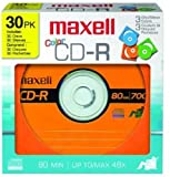 Maxell 648451 700Mb Cd-Recordable