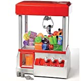 Carnival Crane Claw Game - Features Animation and Sounds for Exciting Pretend Play - Ages 8+
