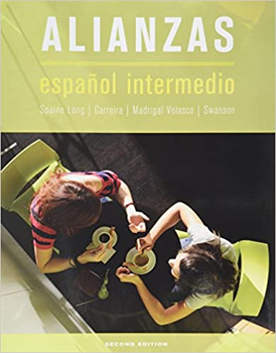 Amazon Bundle Alianzas Student Text 2nd ILrnTM Heinle