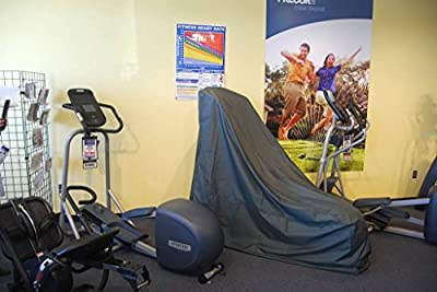 The Best Protective Elliptical Machine Cover | Rear Drive. Water Resistant Fitness Equipment Covers Ideal For Indoor or Outdoor Use
