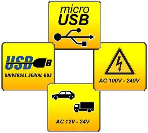 HDC-MDH2GK AJ-HPX270 2x Premium Bater/ía VW-VBD58 VB-D58 para Panasonic AJ-PX298MC 4en1 Cargador Bundle Li-ion; 5200mah; 7.2V