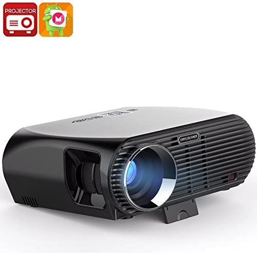 Vivibright GP100UP HD Projector Android 6.0 5.8