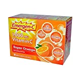 EmergenC, Super Orange, 30 Packets (Pack of 4) Review