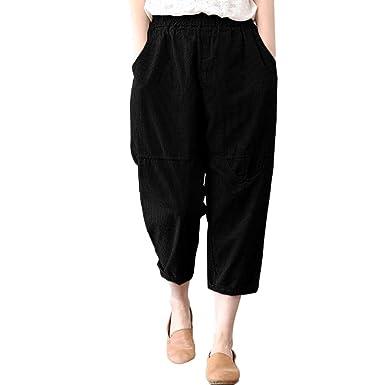 2b6a13c7531 Amazon.com  2018 Crop Pants