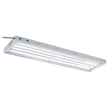 Amazon.com : Hongruilite 2FT / 4FT T-5 HO Fluorescent Lighting Kit 4 ...