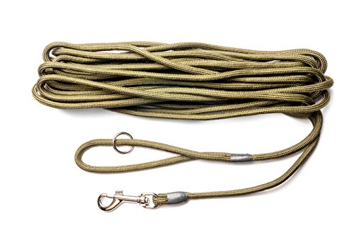 Dog & Field 2in1 10 Meter Training/Exercise Dog Lead - Super Soft Braided Nylon 1