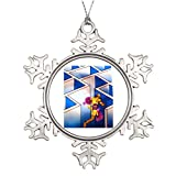 Sedlockyvq Ideas For Decorating Christmas Trees TECHNOLOGY MAN BREAKING G Christmas Personalized Snowflake Ornaments