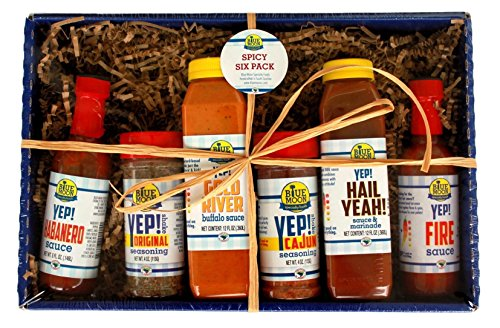 Blue Moon Specialty Foods Spicy Six Pack